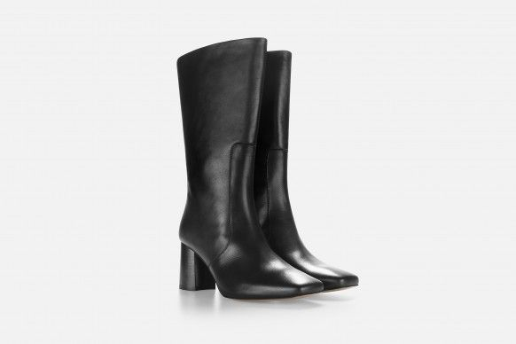 LUNA HIGH BOOT Mid Heel Boots